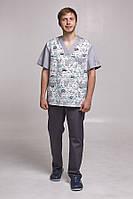 Медицинский хирургический костюм. ( 4 расцветки)