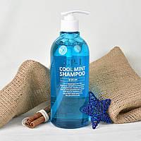 Освежающий шампунь для волос CP-1 Cool mint Shampoo 500мл