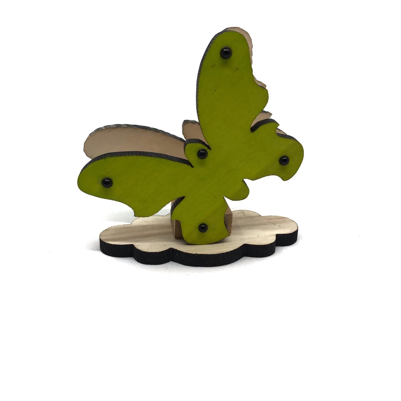 Серветниця-метелик *салатова*
