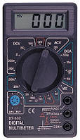 Цифровой тестер DT-832, Электрический мультиметр, амперметр, Тестер вольтметр, Измерение тока, напряжения!