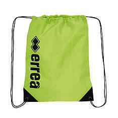 Рюкзак Errea LUIS зелений флуо/чорний (EA1F0Z59120)