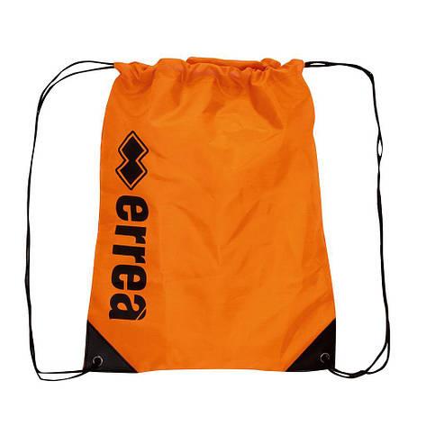 Рюкзак Errea LUIS оранж флуо/чорний (EA1F0Z04930), фото 2