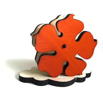 Серветниця-квіточка *червона*