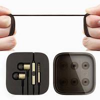 Вакуумные проводные наушники, гарнитура MDR M1 с микрофоном в стиле Хiaomi для телефона, смартфона! Лучшая