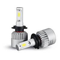 Автолампа лед Т1 Н7, Светодиодная лампа головного света для автомобиля, LED лампа для авто! Лучшая цена