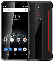 """Uniwa X5 1/16 Gb black, 5.5"""", MT6580M, 3G"""