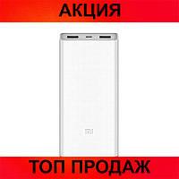Портативный аккумулятор Xlaomi Power Bank 20000 mAh, протестировано