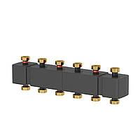 Распределительный коллектор на 5 отопительных контуров Meibes MeiFlow Top S MF 5HC Meibes, фото 1