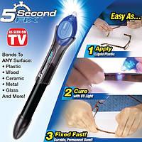 Горячий клей 5 Second Fix, Пластик-сварка , Электрический клеевой пистолет, УФ клей, Клей карандаш! Лучшая цена