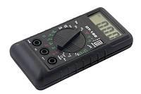 Мультиметр DT 182, Цифровой мультиметр тестер вольтметр, Универсальный измерительный прибор, Измеритель!
