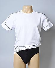 Комплект мужской (футболка и  плавки), фото 3