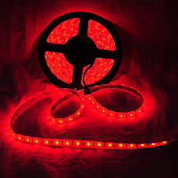 Светодиодная LED лента 5050 Красная 60RW 12V! Лучшая цена