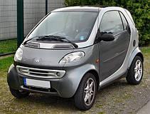 Smart fortwo (хетчбек, кабриолет) (1998-2007)