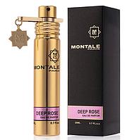 Montale Deep Roses Парфюмированная вода 20 ml. лицензия