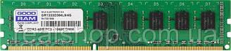 Оперативная память Goodram DDR3-1333 4096MB PC3-10600 (GR1333D364L9S/4G)