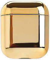 Кейс TOTO Electroplate PC Cover Case AirPods Gold 101766, КОД: 1309819