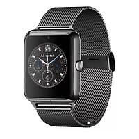 Умные часы Smart Watch X7 black с металлическим ремешком! Лучшая цена