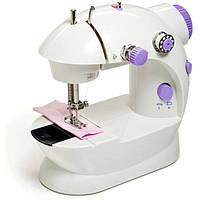 Швейная машинка 4 в 1 Mini sewing mashine, протестировано