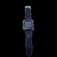 Умные часы Smart Watch X6 black c кожаным ремешком! Лучшая цена
