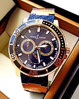 Мужские часы Ulysse Nardin. Наручные часы мужские. Мужские часы. Стильные часы.