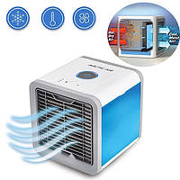 Мобильный кондиционер 4в1 Rovus Arctic Air с подсветкой! Лучшая цена