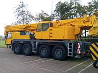 Услуги автокрана 50 тонн