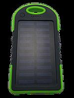 Power Bank Solar Charger 20000mAh Зеленый! лучшее качество