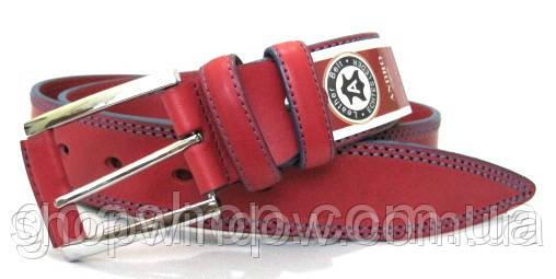 Ремни красные мужские кожаные порка женский ремень