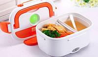 Lunch heater box 220v Home, Электрический ланч-бокс,Термос пищевой для еды на два отделения, Контейнер для
