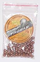 Шарик свинец Tiromax Round №5 400 шт