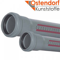 Труба канализационная Ostendorf 32 мм 150 мм