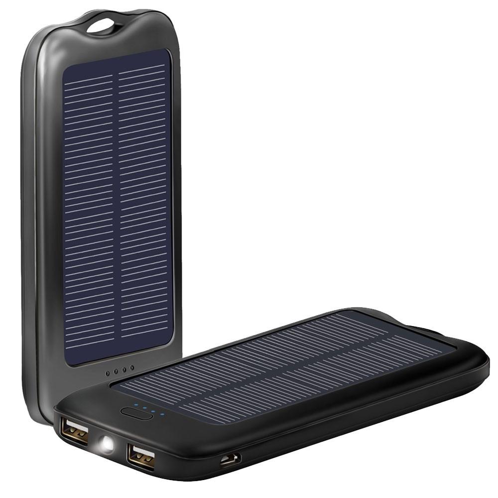 Универсальный аккумулятор Promate solarMate-10