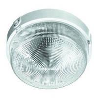 Светильник НПП белый/круг 100W IP44 RONDO