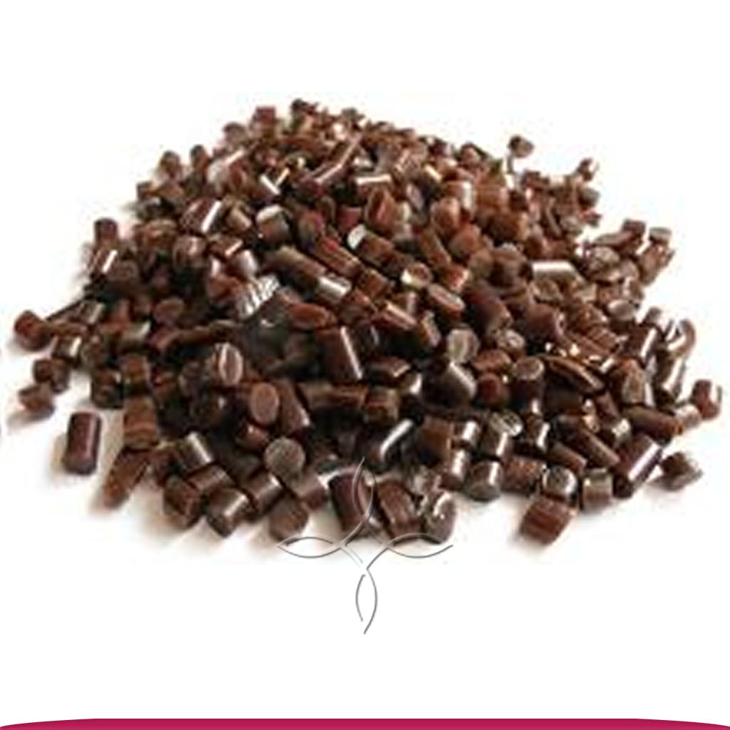 Итальянский Кератин для Наращивания Волос Коричневый, 25 грамм