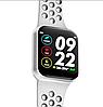 Смарт часы F8 ( F65 ) ( Черный салатовый и белый цвета), фото 4