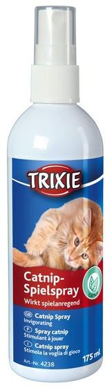 Trixie (Трикси) Catnip Play Spray Спрей для приучения кошек к туалету с кошачьей мятой - Интернет-магазин КАПИБАРА в Киеве