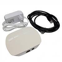 LED контролер SR-2818WIN /WIFI/ білий Wi-Fi конвертер из WiFi в RF  SUNRICHER 9940