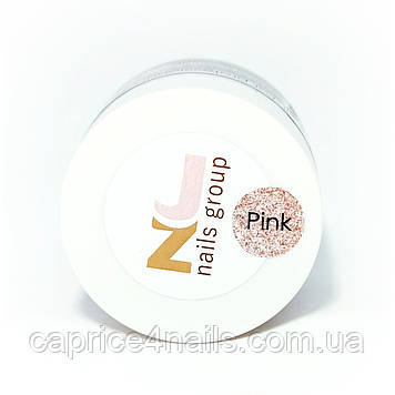 Poly GEL Quartz, Pink, JZ, 30 мл
