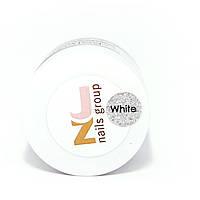 Poly GEL Quartz, White, JZ, 30 мл