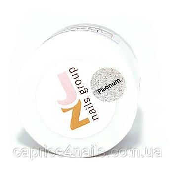 Poly GEL Quartz, Platinum, JZ, 30 мл