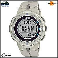 Casio ProTrek PRG-300-8 Часы мужские спортивные ▷ Tough Solar ▷ Triple Sensor