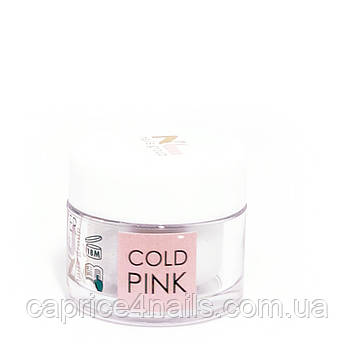 Base SOFT GEL COVER, Cold Pink, JZ,12 мл