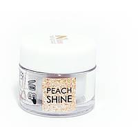 Base SOFT GEL COVER, Peach Shine, JZ, 12 мл