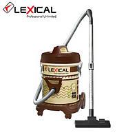 Строительный пылесос Lexical для сухой уборки с контейнером и фильтром Мощность 2200 Ватт, Бак 25 литров, фото 1