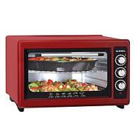 Печь электрическая,духовка,духовой шкаф ,электродуховка,электропечь ASEL Турция красная