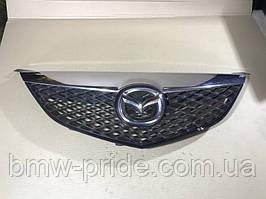 Решетка радиатора Mazda 6 GG 2.0 RF5 2004 (б/у)