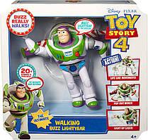 Disney История игрушек 4 Светик Базз Лайтер Disney Pixar Toy Story Ultimate Walking Buzz Lightyear