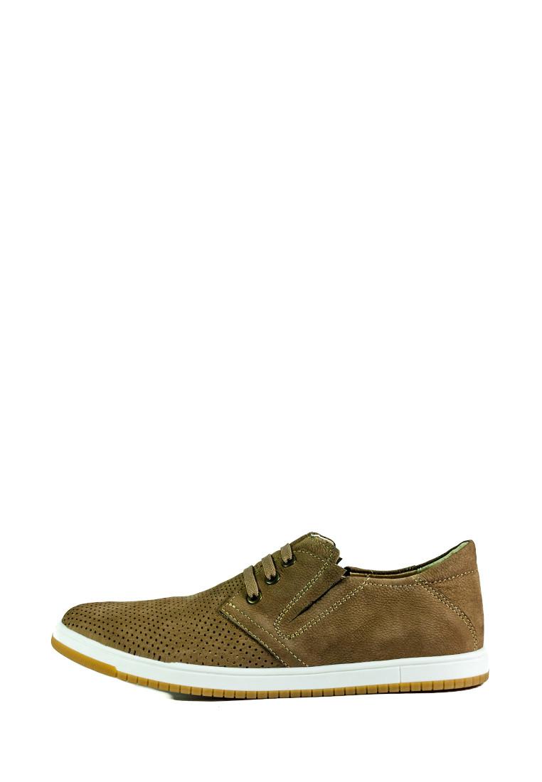 Туфли мужские Maxus Стаф пр коричневые (40)