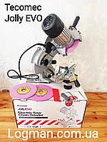 Заточной станок Tecomec Jolly EVO для цепи бензопилы/электропилы (3 года гарантии)(11389001)