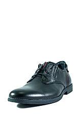 Туфлі чоловічі Maxus чорний 15863 (40), фото 3